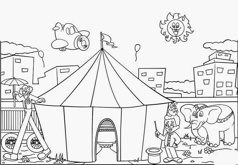 CANAL PEDAGÓGICO: atividades Circo