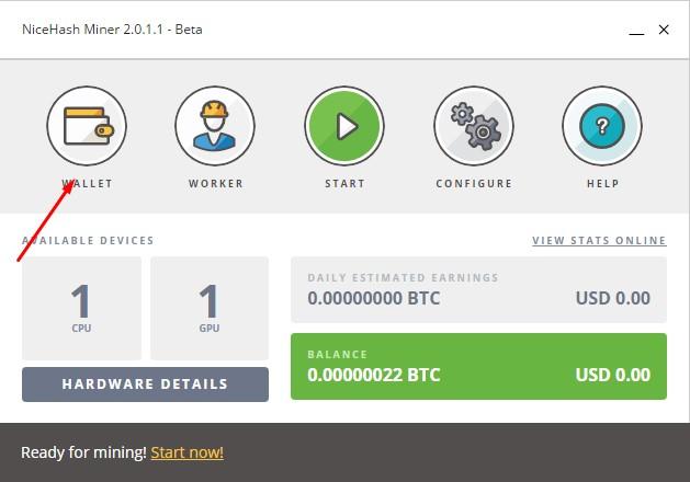 cara bányászati bitcoin dengan cpu