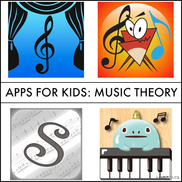 Best music theory apps for kids