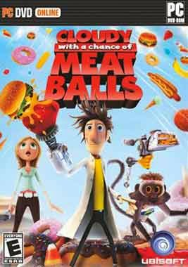 Cloudy with a chance of MeatBalls Pc Game 2.9Gb Free Download