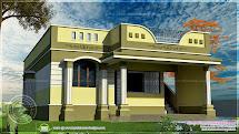 Tamil Nadu Small House Design
