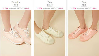 zapatillas para mujer tipo tenis muy economicas
