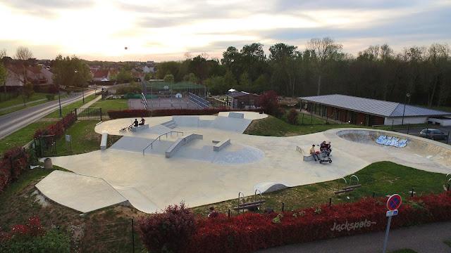 skatepark magny