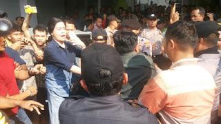 Eksekusi Hotel Bagus Inn Cirebon Ricuh