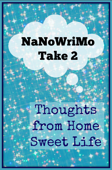 NaNoWriMo, writing, thankfulness