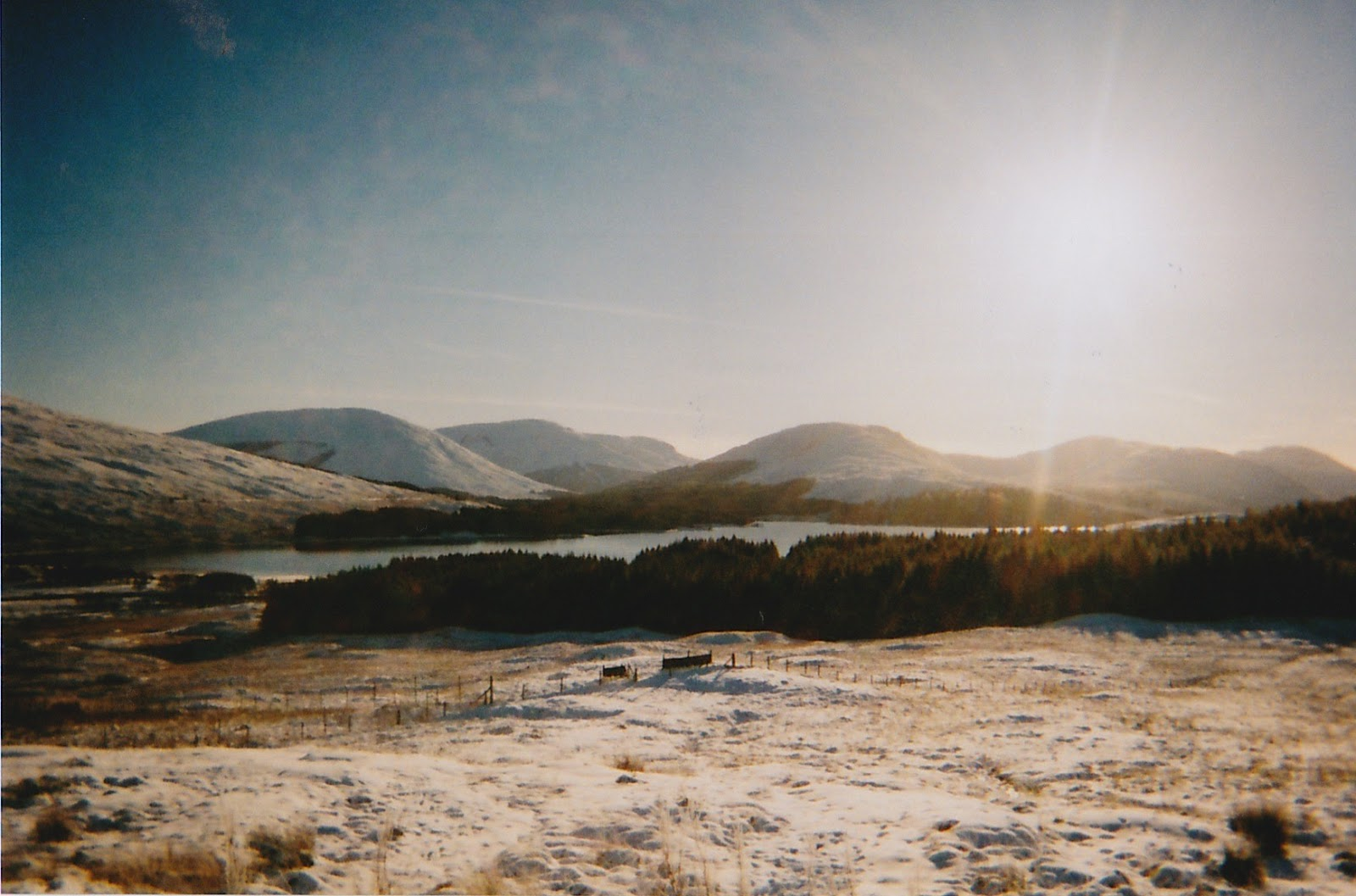 scotland 35mm film