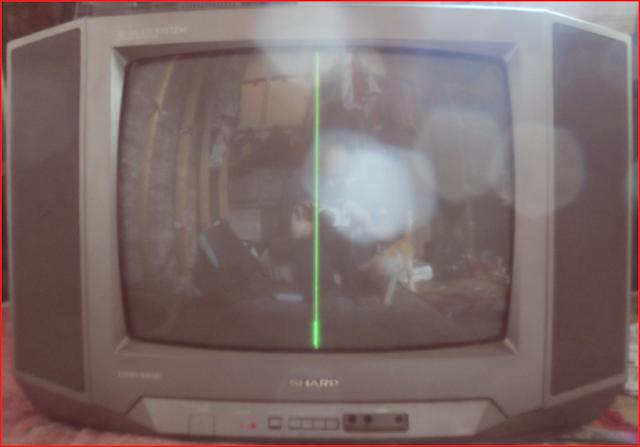 TV China Kerusakan bagian Horizontal Output