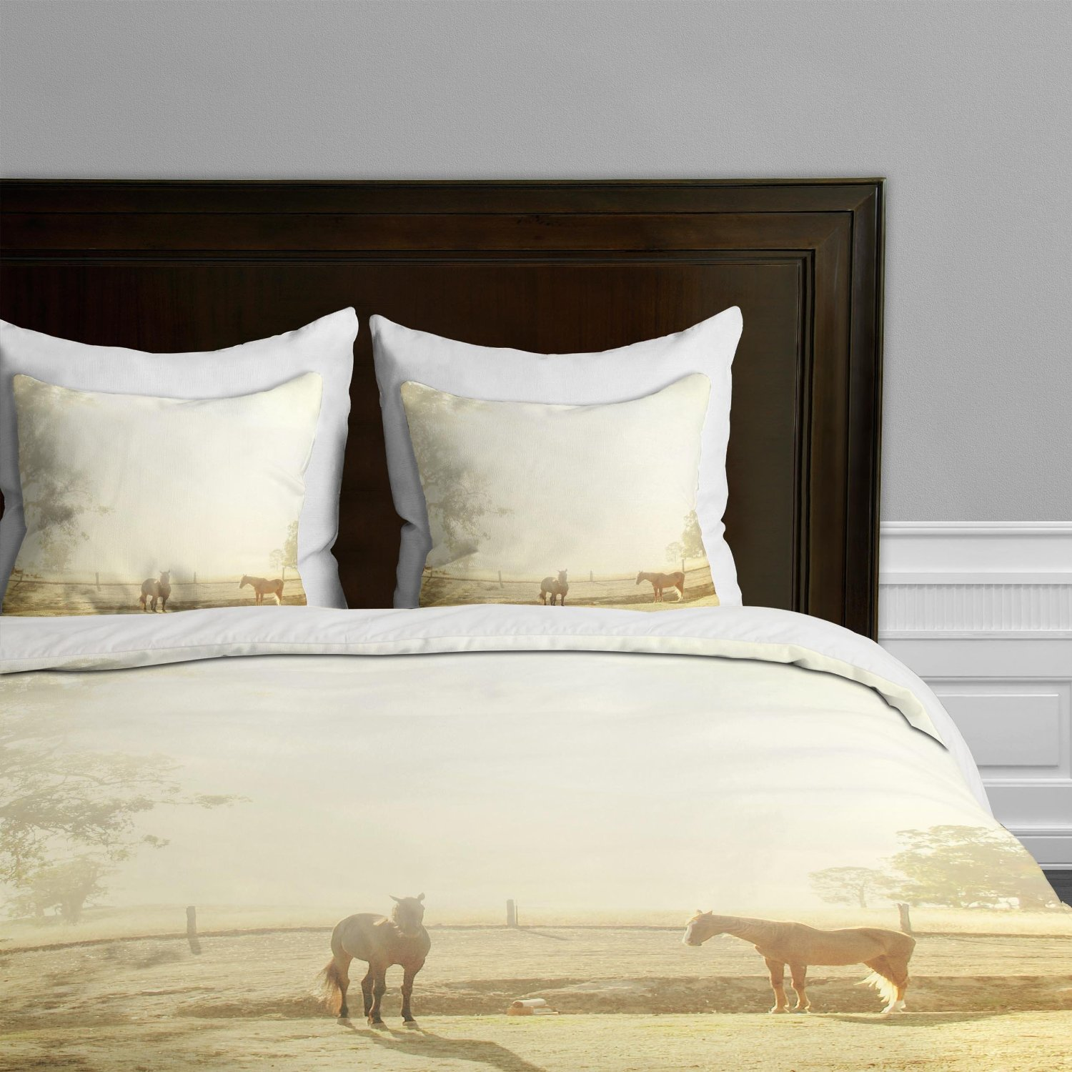 Montana Guest Retreat Gets A Fabulous Makeover For The: Horse Themed Comforter Sets For Girls And Teens