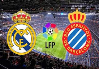 مباراة ريال مدريد واسبانيول في الدورى الاسبانى يلا شوت yalla shoot