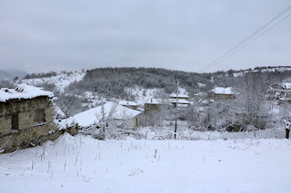 A very snowy village indeed