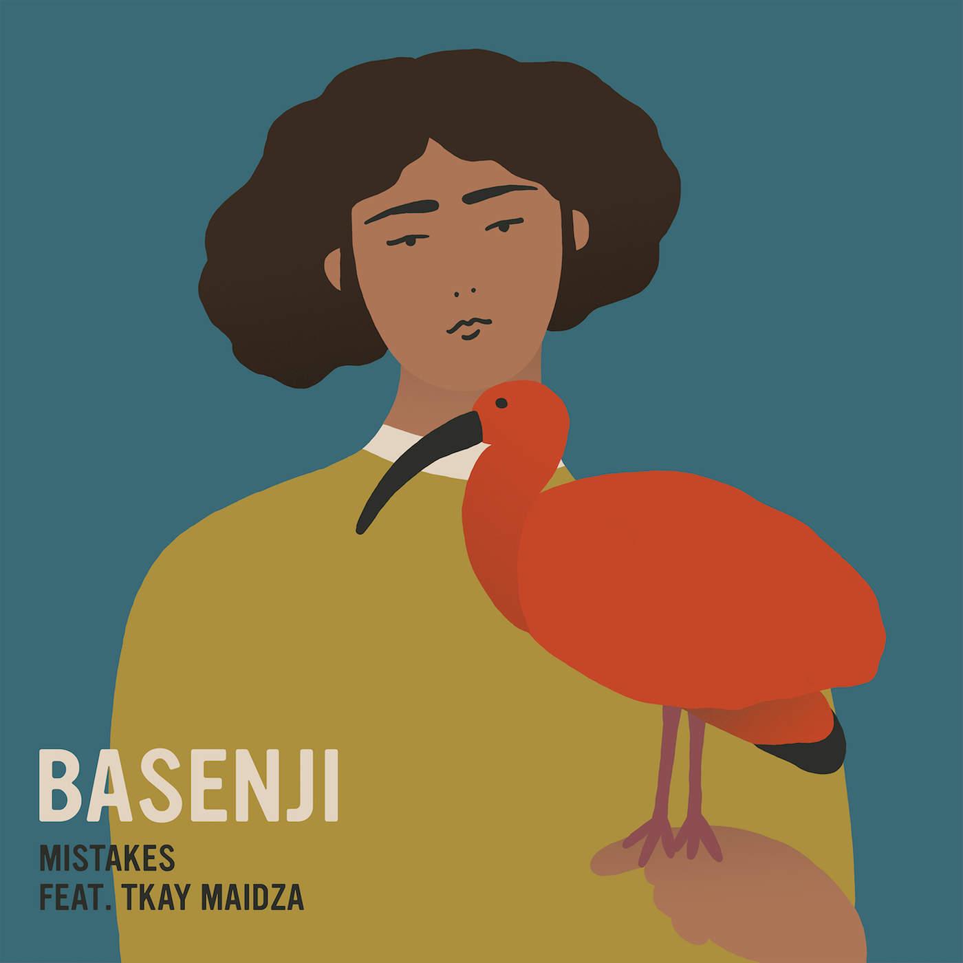 Basenji - Mistakes (feat. Tkay Maidza) - Single
