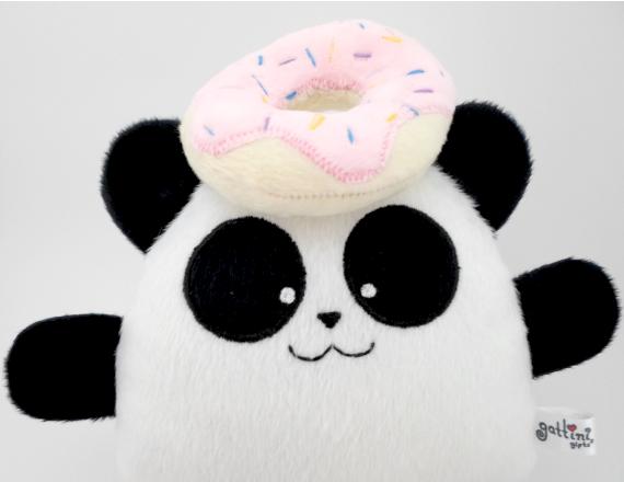 Yossho es tan dulce como tú! Guyuminos tierno oso panda de peluche