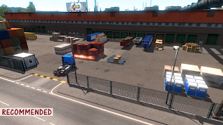 ets 2 real hard parking mod v0.6