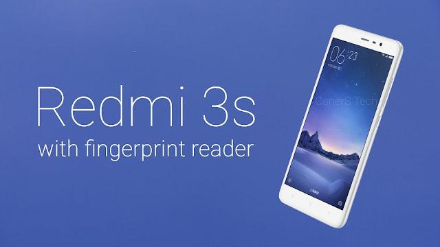 سعر ومواصفات الهاتف الذكي العملاق شاومي Redmi 3s