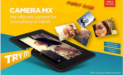 تحميل تطبيق كاميرا ماكس Camera MX للاندرويد