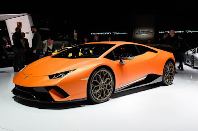 Lamborghini Huracan 2018 Review, Specs, Price