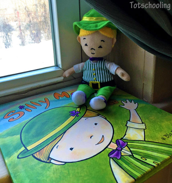 Silly McGilly St. Patrick's Day Toy & Book Review