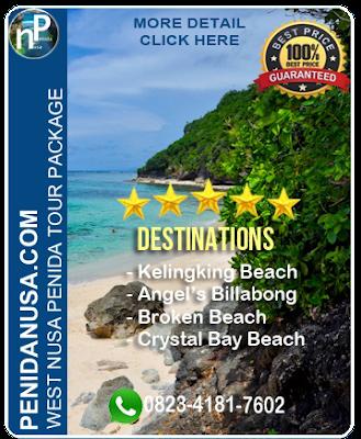 Nusa Penida Tour Package, paket tour nusa penida bagian barat