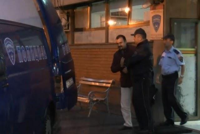 Edmond Temelko in Skopje verhaftet