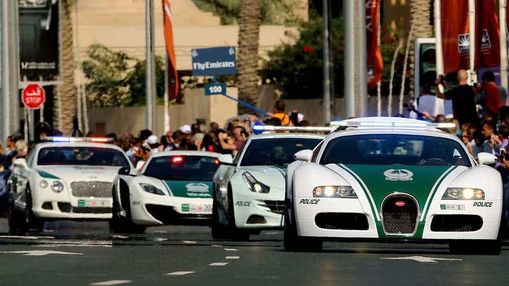 Η ελευθερία του Λόγου είναι άγνωστη στο Ντουμπάι