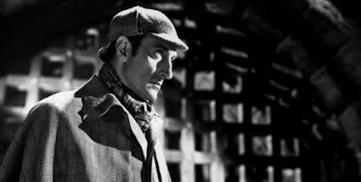 Basil Rathbone: Sherlock Holmes y la mujer araña (1944)