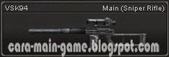 Senjata PB VSK94