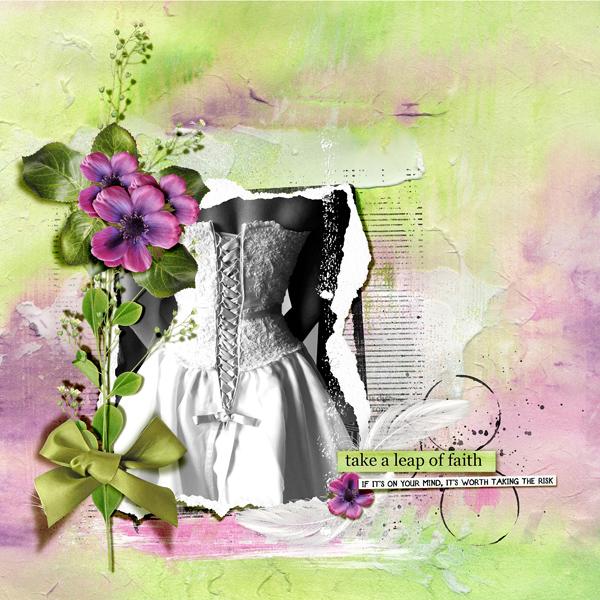 clin d'oeil design clindoeildesign Leap of faith Dawn Inskip