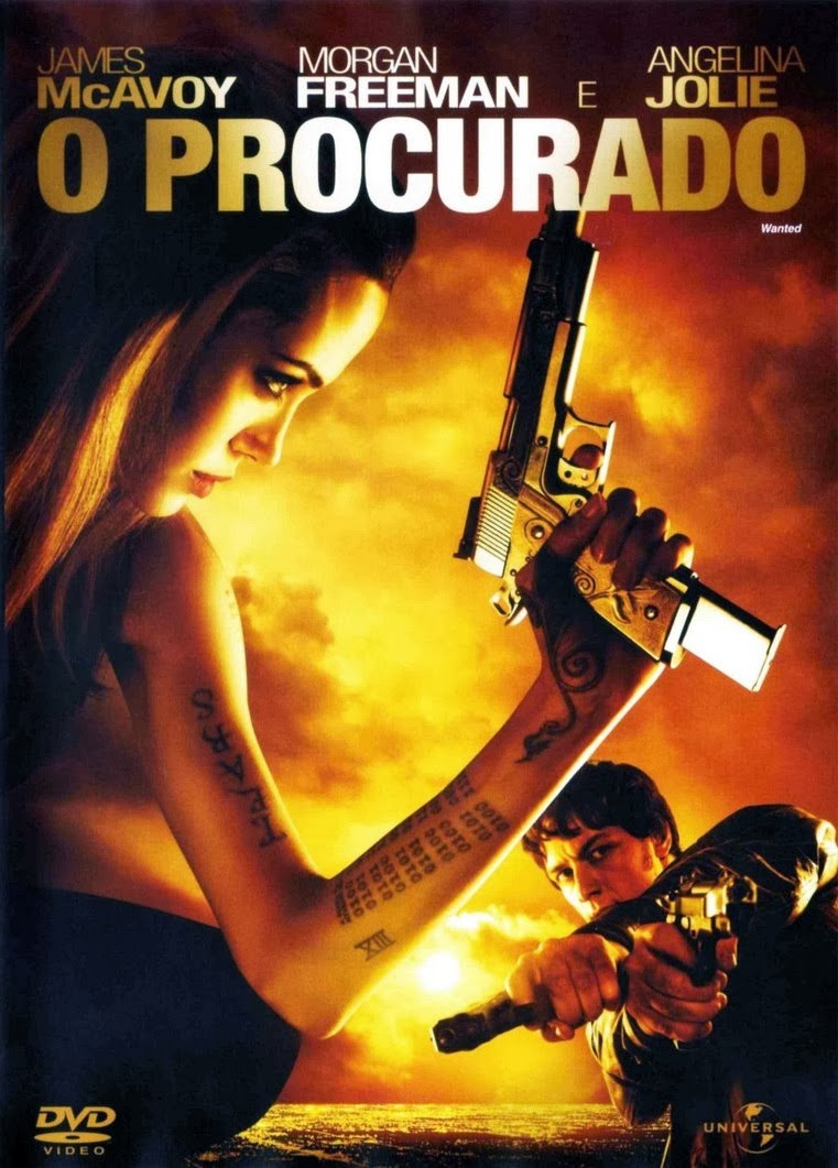 O Procurado – Dublado (2008)