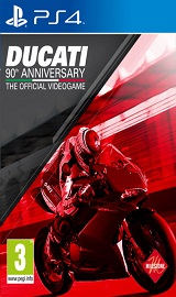 3max - Ducati 90th Anniversary The Official Videogame PS4-DarKmooN