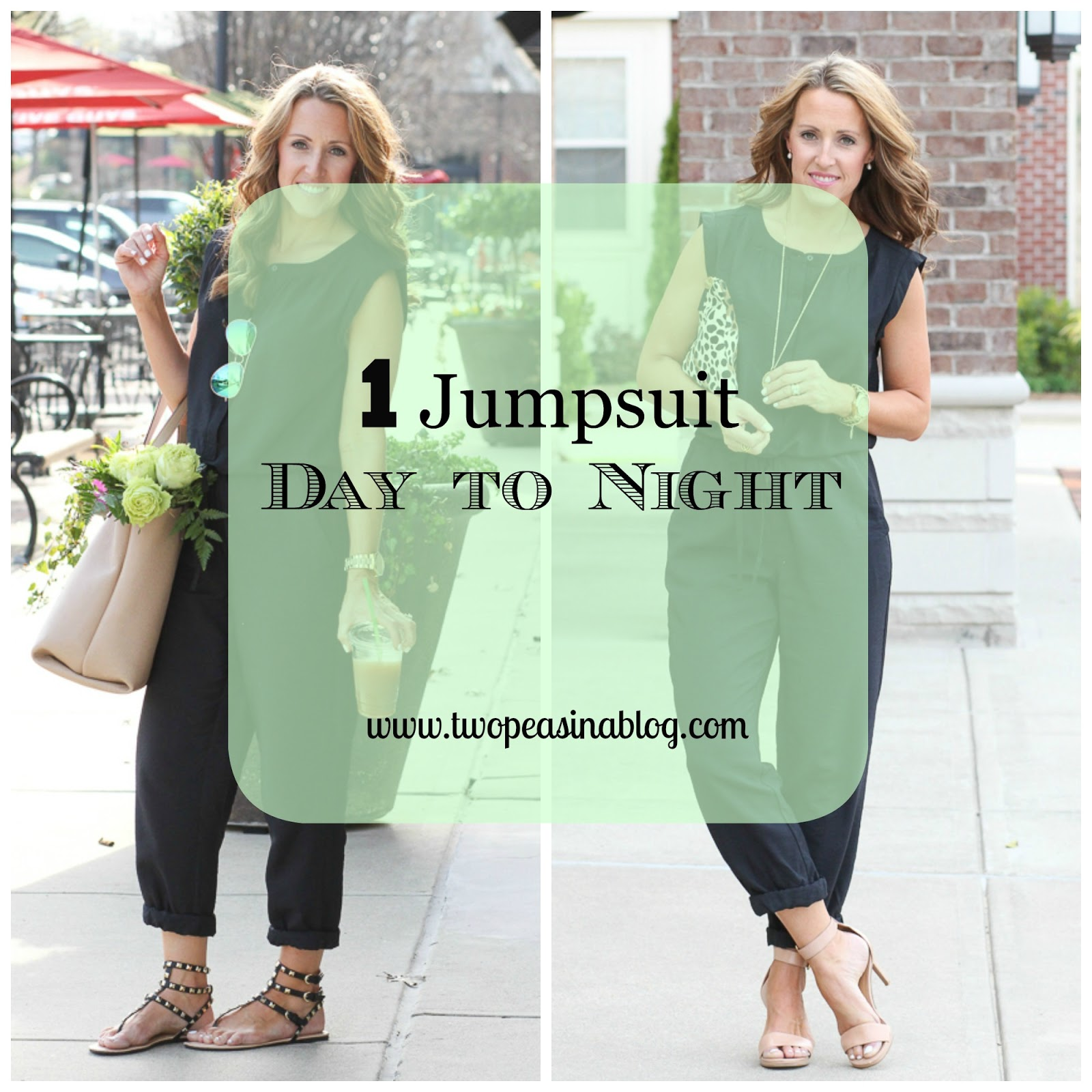 da09e088d6aa Two Peas in a Blog  Jumpsuit from Day to Night