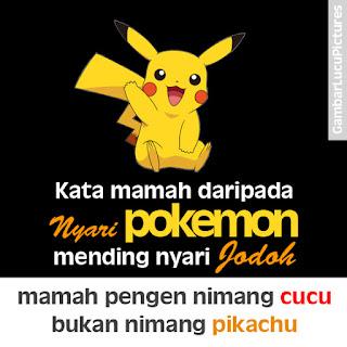 Gambar2 Meme Lucu Pokemon Go Terbaru