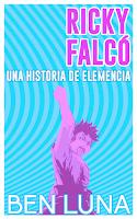 Resultado de imagen para ricky falco una aventura de elemencia