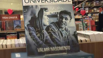 O Cristão e a Universidade - escrito por Valmir Nascimento em breve a ser lançado pela CPAD