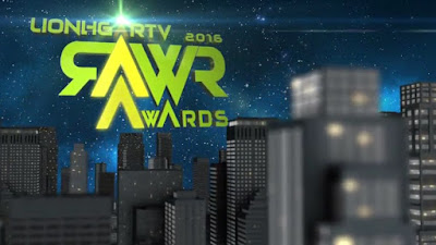 RAWR Awards 2016 is on!