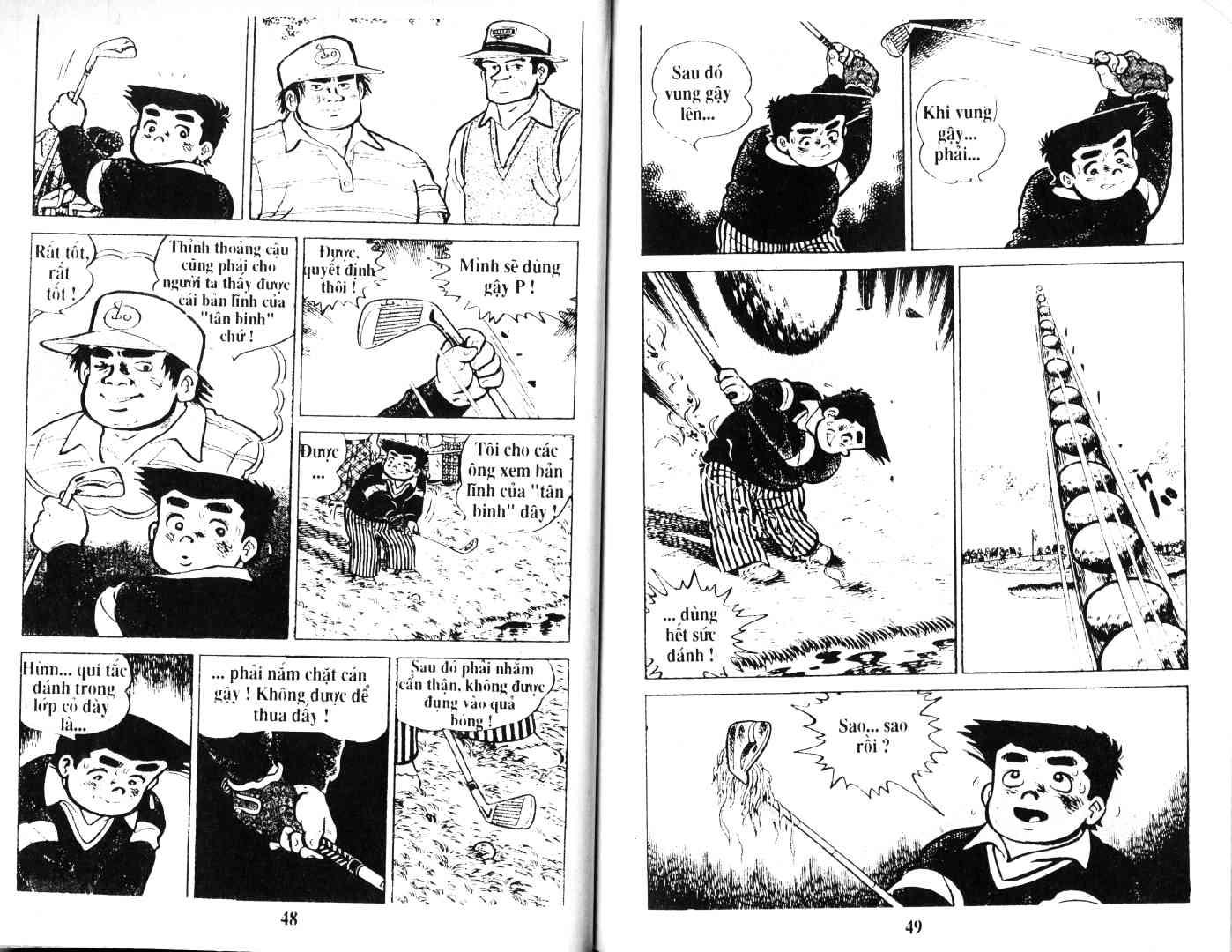 Ashita Tenki ni Naare chapter 38 trang 22