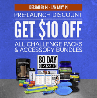 80 day obsession promo sale
