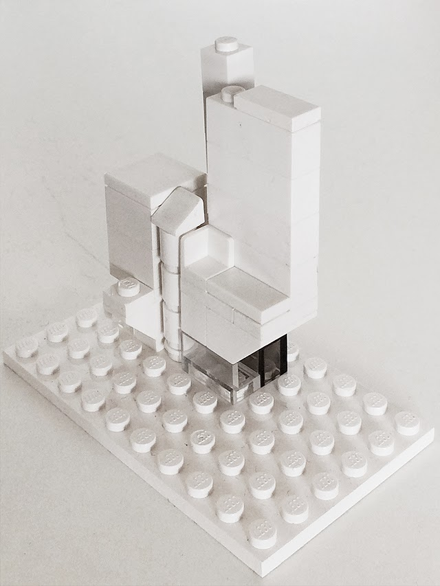 yololos lego architecture personal studio. Black Bedroom Furniture Sets. Home Design Ideas