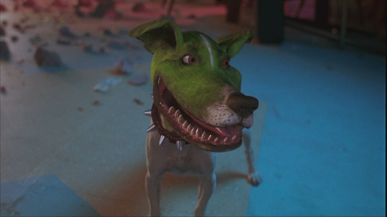 Jim Carrey The Mask Dogs Name