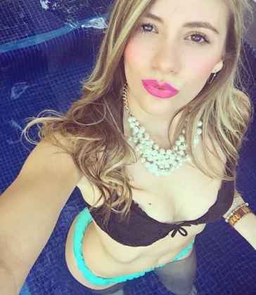 Ileana Salas, la guapa novia del futbolista Alan Pulido secuestrado el sábado (GALERIA DE FOTOS)