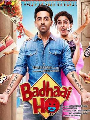Badhaai Ho 2018 Hindi 480p BluRay 350MB