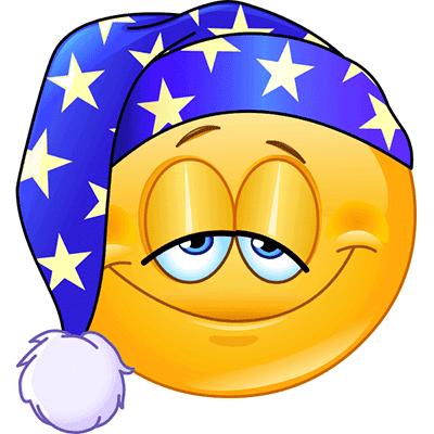 Bedtime emoji