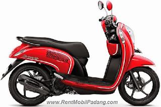 Sewa Motor Scoopy di Bogor