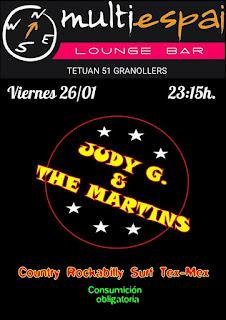 Judy G. & The Martins