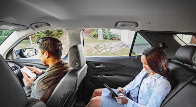 Make Family Road Trips Less Stressful with Chevrolet Technology