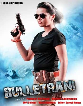 Bullet Rani 2016 Hindi Dubbed DTHRip x264 700MB