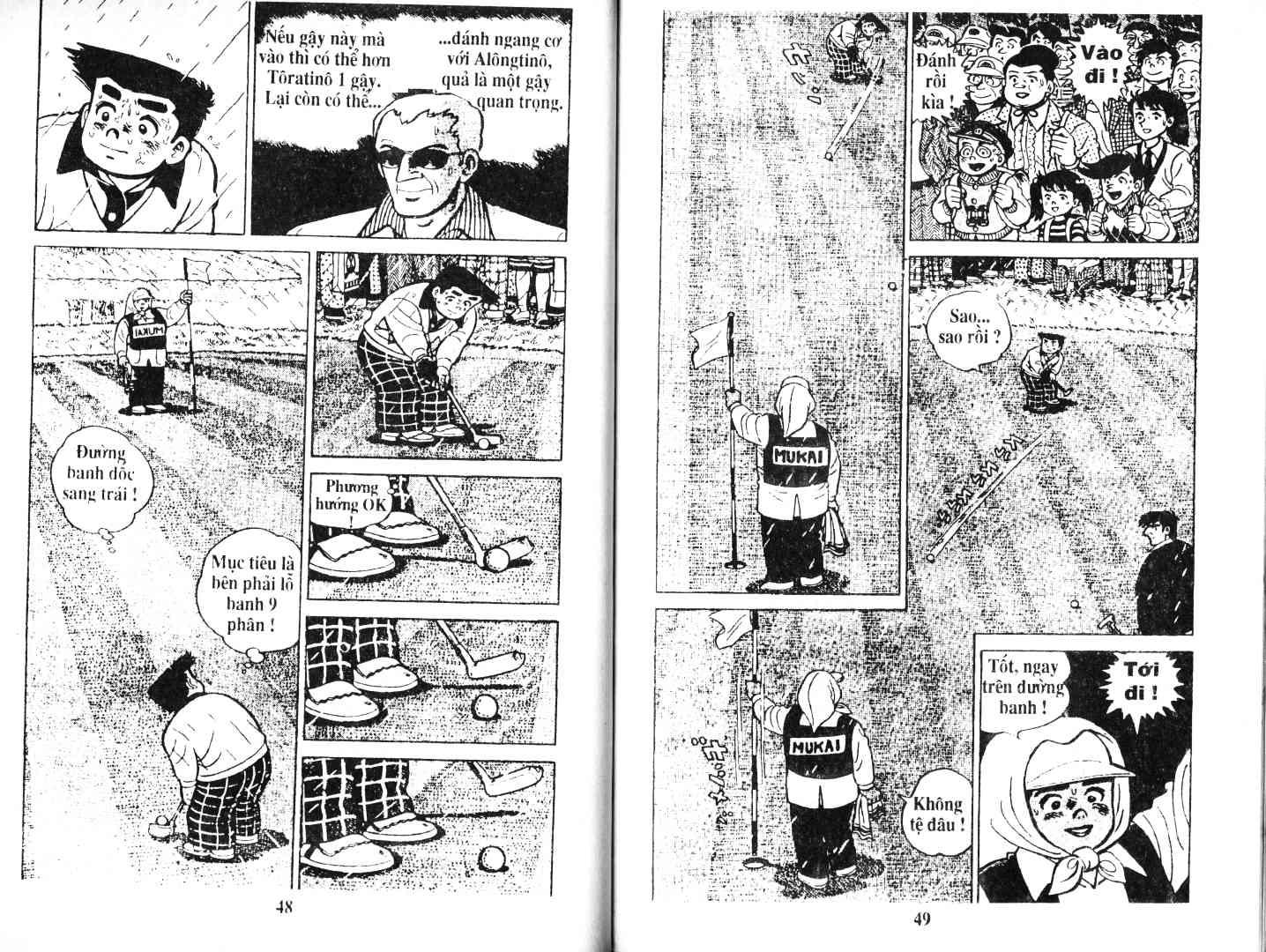 Ashita Tenki ni Naare chapter 47 trang 24