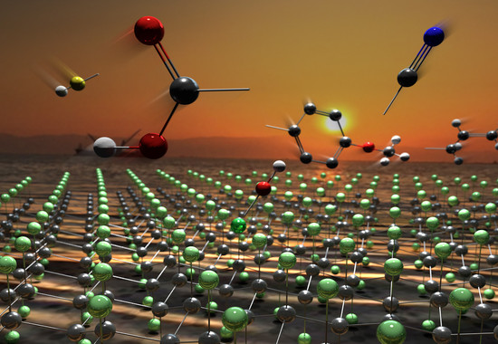Image Attribute: The sunrise of new graphene derivatives is achieved by the chemistry of fluorographene. / Credit : Martin Pykal