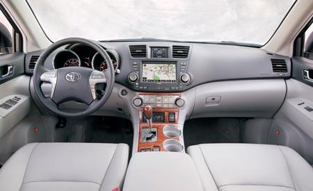 2008 Toyota Highlander Specs