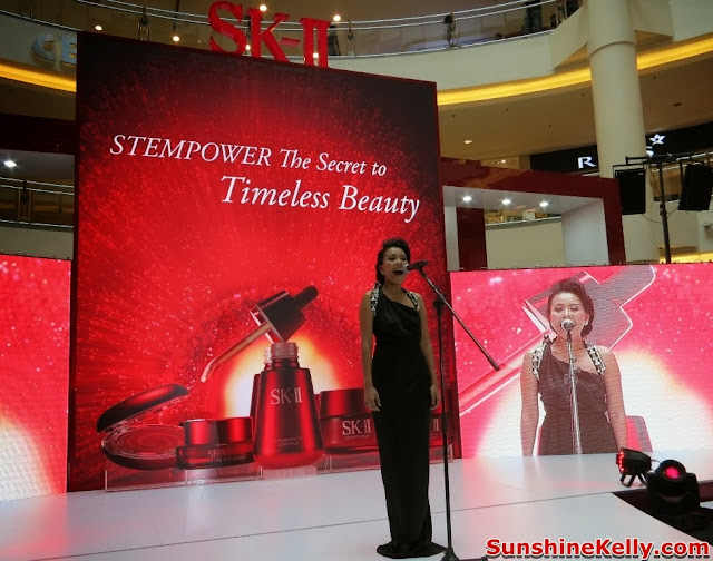 A Timeless Cheongsam, Khoon Hooi, SK-II, Cheongsam, fashion, beauty, opera singer, mid valley center court
