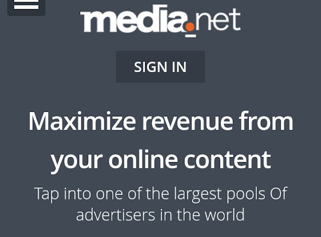 Google AdSense alternative, media.net,cpn